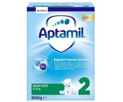 - Milupa Aptamil 2 900 gr Yeni Kutu